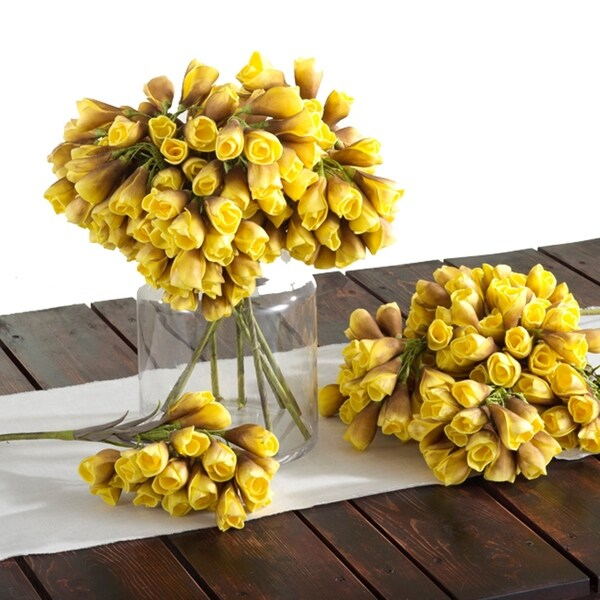 Exotic Small Flower Cluster (Set of 12)