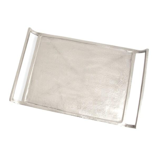 Raw Nickeled Tray