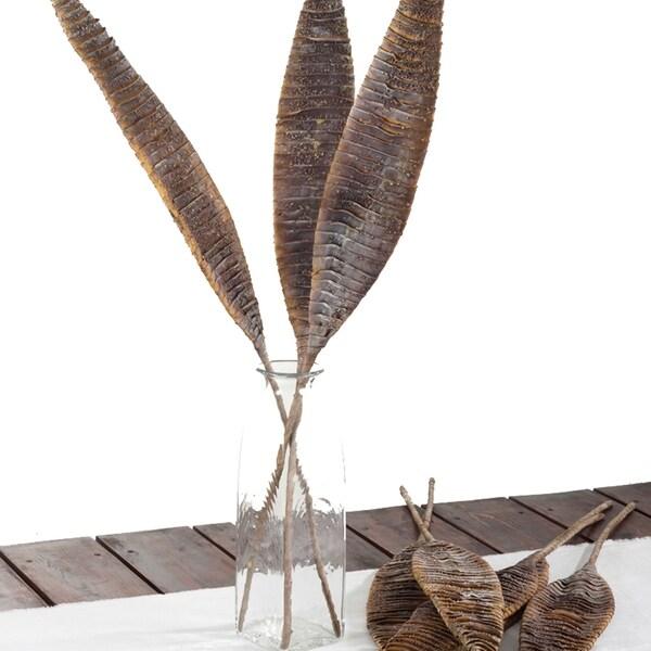 Exotic Aloe Leaf (Set of 12)