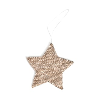 Studded Star Ornaments (Set of 12)