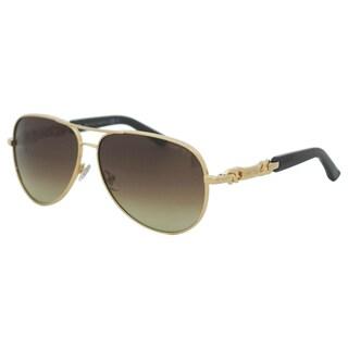 Jimmy Choo Women's 'Reese/S 000JD' Rose Gold Aviator Sunglasses