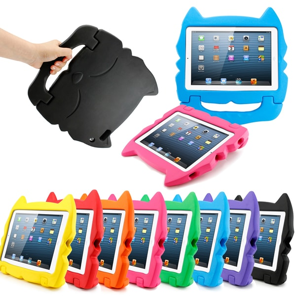 Gearonic Kitty Protective Eva Foam Stand Case Cover for Apple iPad 4 3 2