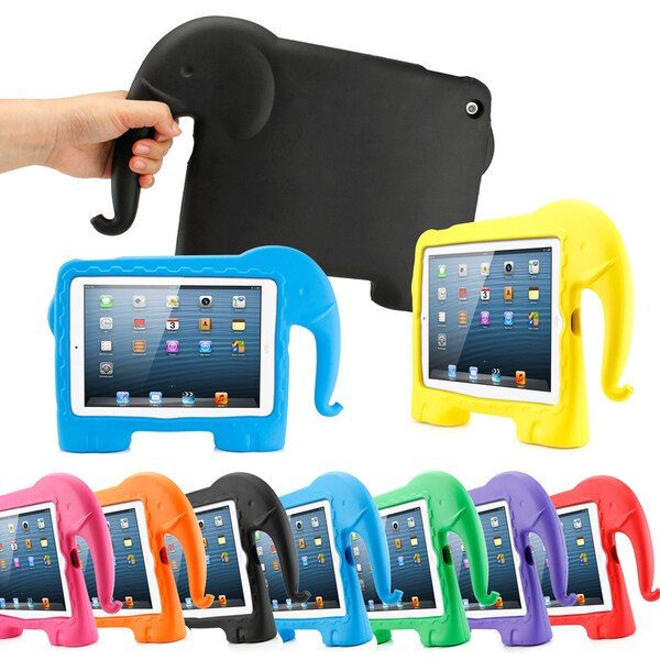 Gearonic Elephant Protective Eva Foam Case Cover for Apple iPad 4 3 2