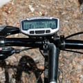 Gearonic LCD Mountable Bike Bicycle Cycling Computer Odometer Speedometer