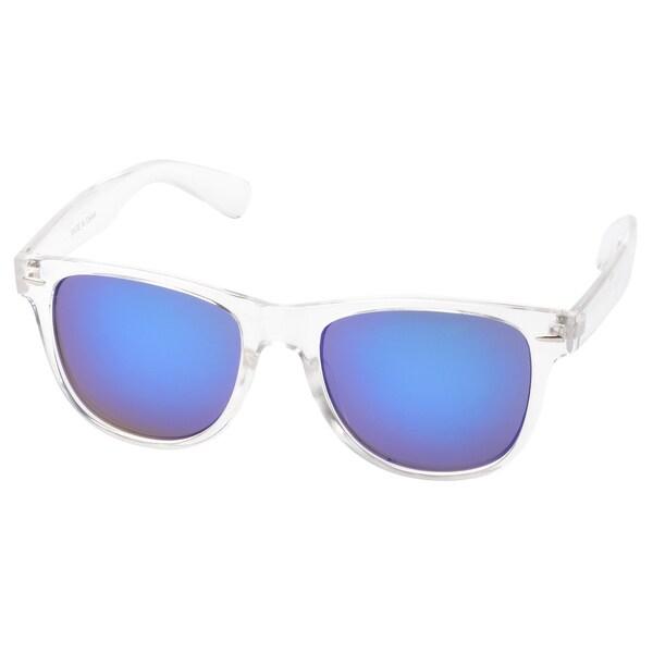 EPIC Eyewear 'St. Francis' Clear-frame Sunglasses