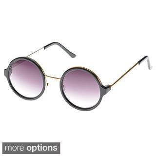 EPIC Eyewear 'Binoculars' Round Fashion Sunglasses
