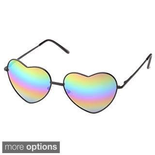 EPIC Eyewear 'Artesia' Heart Fashion Sunglasses