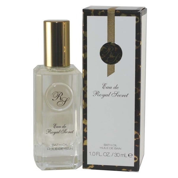 Five Star Eau de Royal Secret Women's 1-ounce Perfumed Bath Oil