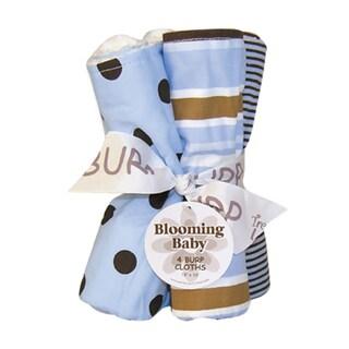Trend Lab 'Max' Burp Bouquet (4 Pack)