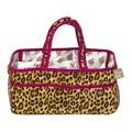 Trend Lab 'Berry Leopard' Storage Caddy