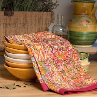 Couleur Nature Jardine Tea Towels (Set of 3)