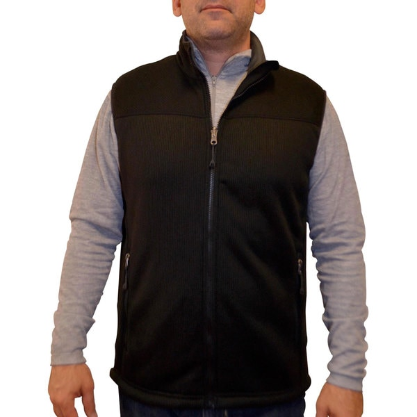 Spiral Men's Polartec Wind Pro Fleece Vest