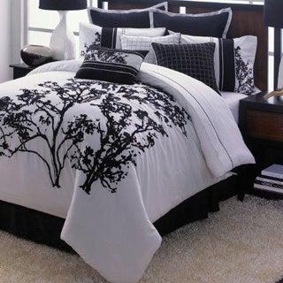 Adrien Lewis Berlin 5-piece Embroidered Comforter Set