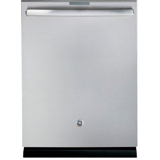 GE Profile Fully Integrated Dishwasher Stainless Steel