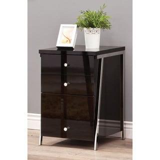 Black-finish Clayton Cabinet