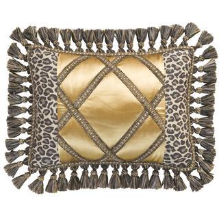 Jennifer Taylor Espresso Decorative Throw Pillow