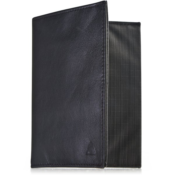Allett Classic Leather RFID Original Black Wallet