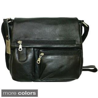 Paul & Taylor Leather Crossbody Handbag