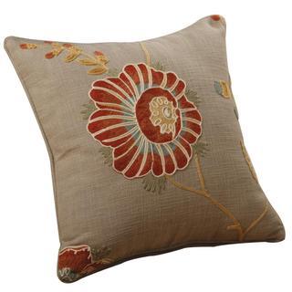 Sandy Wilson 18-inch Bella Decorative Throw Pillow