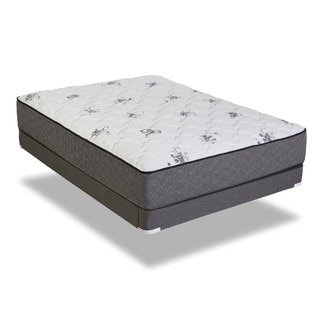Christopher Knight Home EnviroTech Queen-size Hybrid Mattress and Foundation Set
