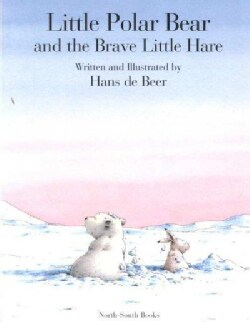 Little Polar Bear and the Brave Little Hare (Paperback)