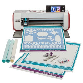 "Brother ""ScanNCut"" Die Cutting and Scanner Machine in One + Bonus Accessories + Bonus $50 Visa Card"