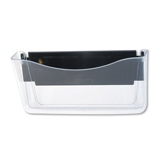 Rubbermaid Unbreakable A4/ Letter Clear Magnetic Wall File