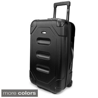 U.S. Traveler Long Haul 24-inch Cargo Trunk Luggage