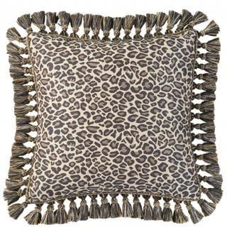 Jennifer Taylor Espresso 20-inch Decorative Throw Pillow