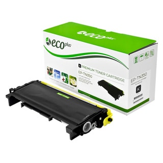 Ecoplus Brother EPTN350 Re-manufactured Black Toner Cartridge