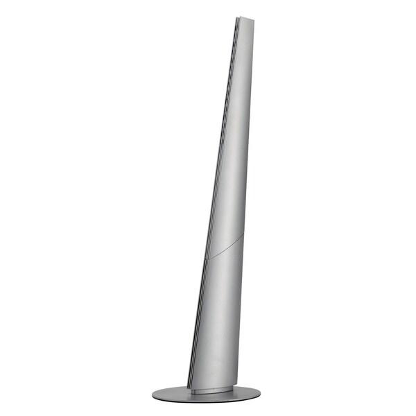 Sonar 1-light LED Desk Lamp in Silver
