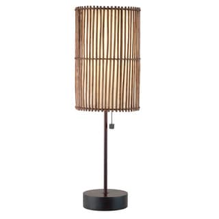 Maui 1-light Table Lamp in Antique Bronze