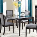 Signature Design by Ashley Trishelle Espresso Dining Room Table