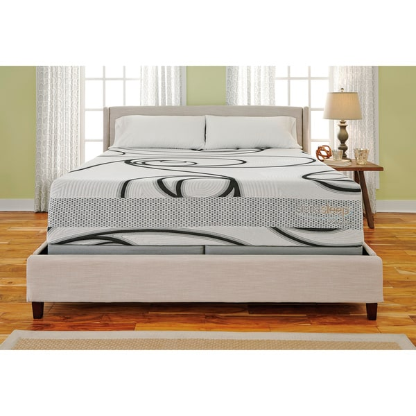 Sierra Sleep 15-inch Queen-size Memory Foam Mattress