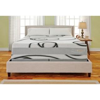 Sierra Sleep 15-inch King-size Memory Foam Mattress
