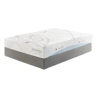 Sierra Sleep 10-inch Queen-size Gel Memory Foam Mattress