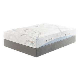 Sierra Sleep 10-inch King-size Gel Memory Foam Mattress
