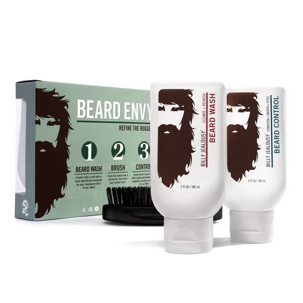 billy jealousy beard envy kit overstock shopping big discounts on billy jealousy shaving. Black Bedroom Furniture Sets. Home Design Ideas