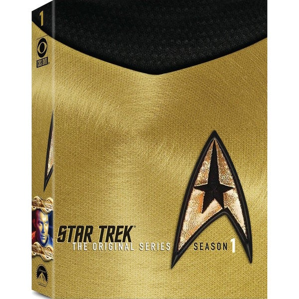 Star Trek: The Original Series: Season One (DVD) 13950461