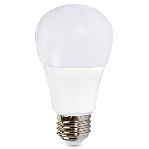 Verbatim A19 3000K, 810lm LED Lamp