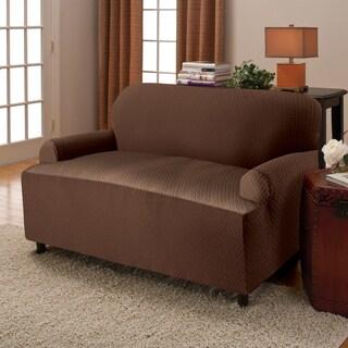 Innovative Textile Solutions Victoria Stretch T-cushion Sofa Slipcover
