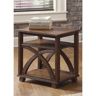 Liberty Oak Side Table