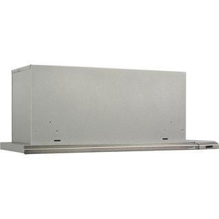 Broan Brushed Aluminum Slide-out Under-cabinet Range Hood