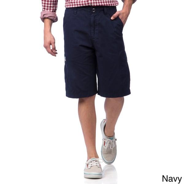 The Tropical Lifestyle Men's Cargo Bermuda Shorts