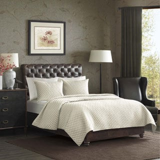 Madison Park Signature Waverly 3-Piece Coverlet Set