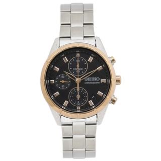 Seiko Women's SNDX46 Chronograph Watch