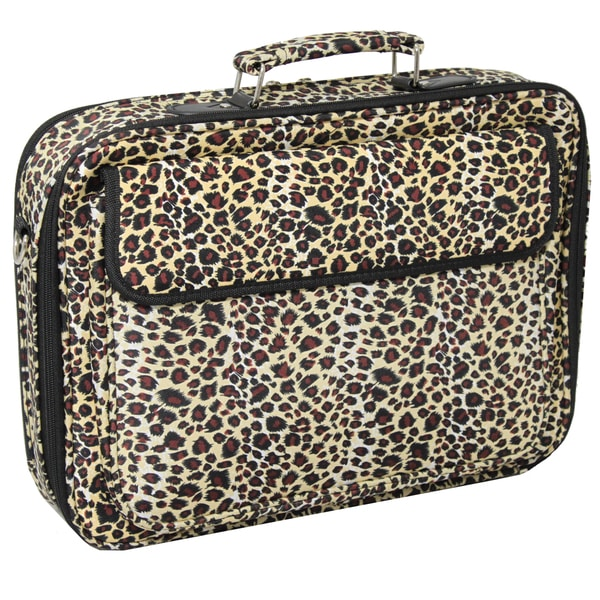 World Traveler Giraffe 17-inch Lightweight Laptop Computer Case
