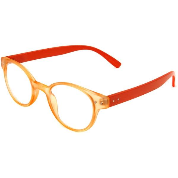 Hot Optix Unisex Round Retro Reading Glasses - Medium 13951672