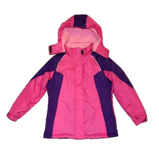 Mint Girls Fuchsia Snowboard Jacket (Sizes 7-16)
