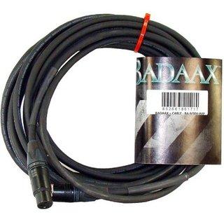 BadAax 30-foot Microphone Cable XLR-XLR